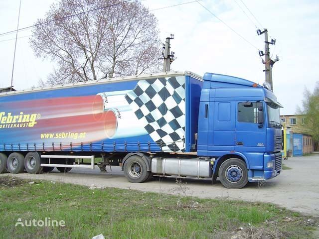 pare-soleil pour DAF XF95 camion neuf