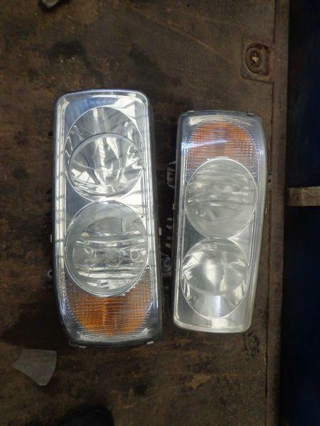 phare pour DAF tracteur routier