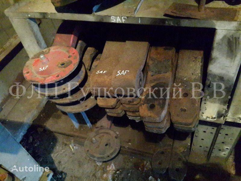 Poluressora SAF b/u pièces de rechange pour semi-remorque