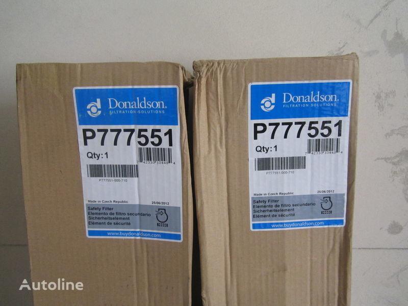 Nimechchina Filtr P 777551 pièces de rechange pour camion neuf