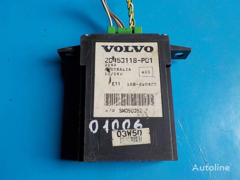 Rele povorotov Volvo pièces de rechange pour camion