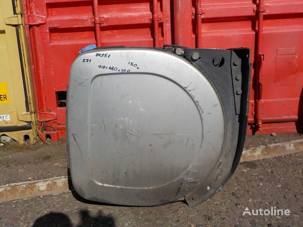 Bak mocheviny Volov/RVI 700X700X330 pièces de rechange pour camion
