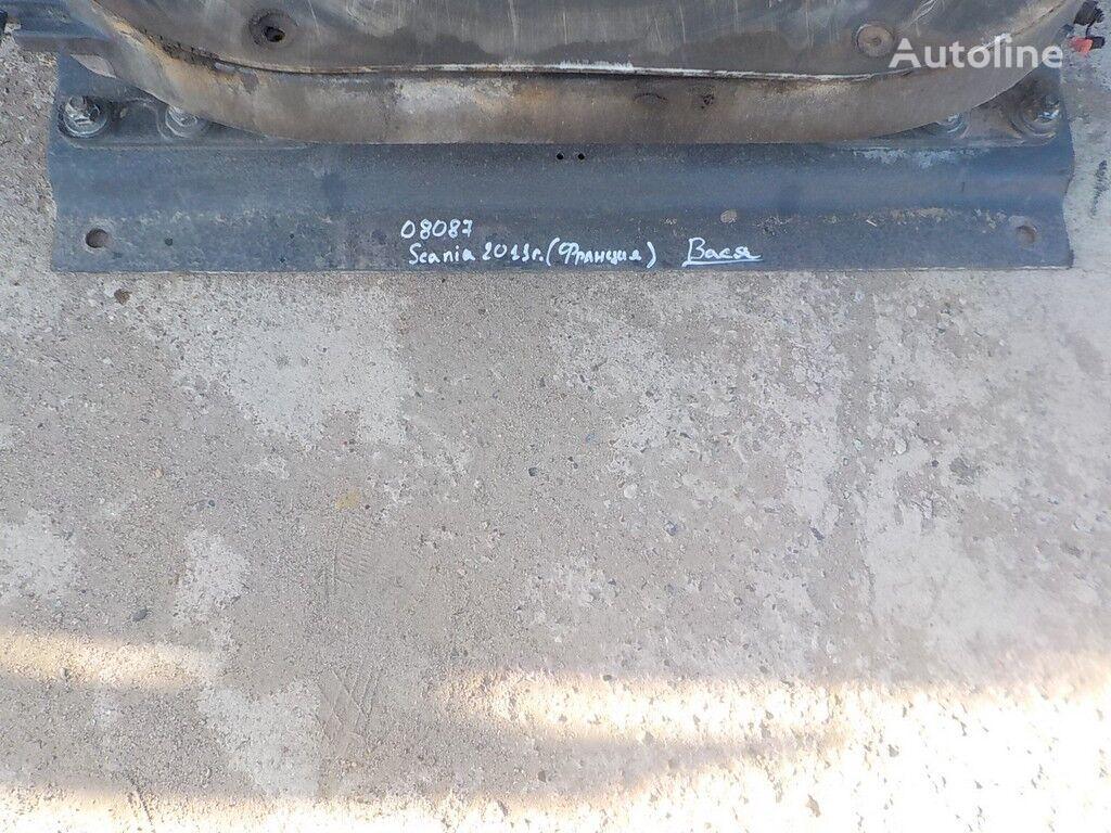 Plita sedla JOST Scania 2011g.(Franciya) pièces de rechange pour tracteur routier