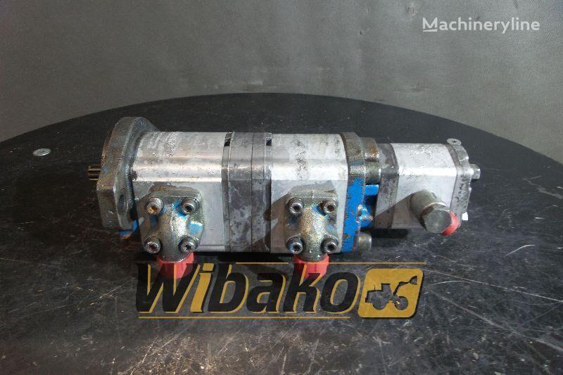 Gear pump Bosch 510666007 (3) (510666007(3)) pièces de rechange pour 510666007 (3) excavateur
