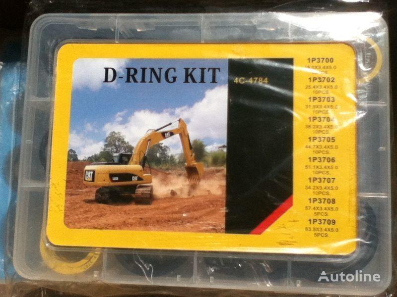 kolca rezinovye D-ring CAT pièces de rechange pour CATERPILLAR excavateur neuf