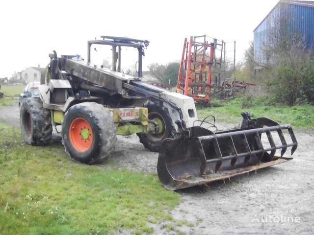 b/u zapchasti / used spare parts pièces de rechange pour CLAAS 907 T chariot élévateur