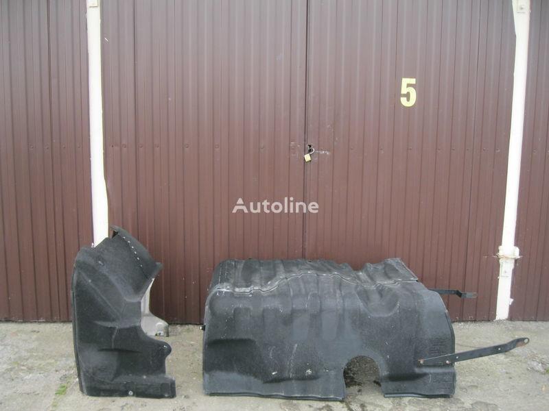 WYGŁUSZENIE SILNIKA K0MPLET pièces de rechange pour DAF XF 105 tracteur routier