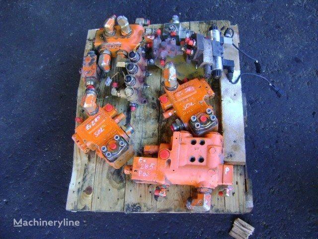 Block Valve pièces de rechange pour FIAT-HITACHI Ex 285 excavateur