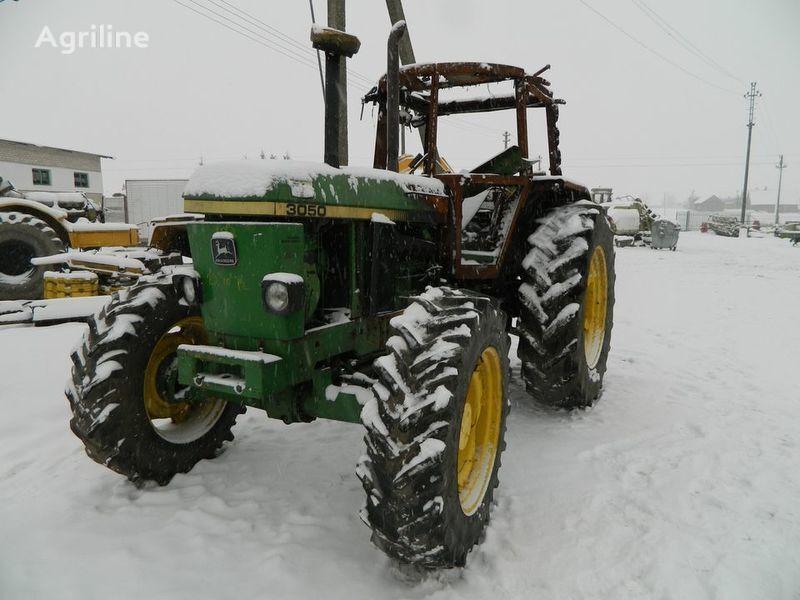 b/u zapchasti / used spare parts pièces de rechange pour JOHN DEERE 3050 tracteur