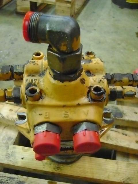 Swing Motor pièces de rechange pour LIEBHERR 902 excavateur