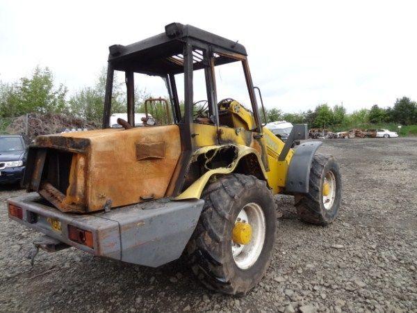 MATBRO TR 250  b/u zapchasti / used spare parts pièces de rechange pour MATBRO TR 250 chariot élévateur