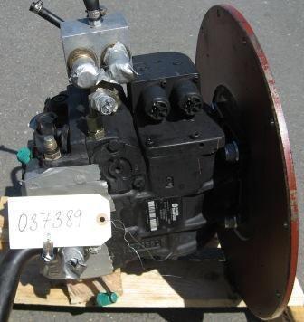 Hydrostatické čerpadlo Sauer-Danfoss pièces de rechange pour MERLO chargeur sur pneus