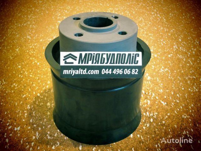 kachayushchie rezinovye porshni 180mm pièces de rechange pour PUTZMEISTER pompe à béton neuf