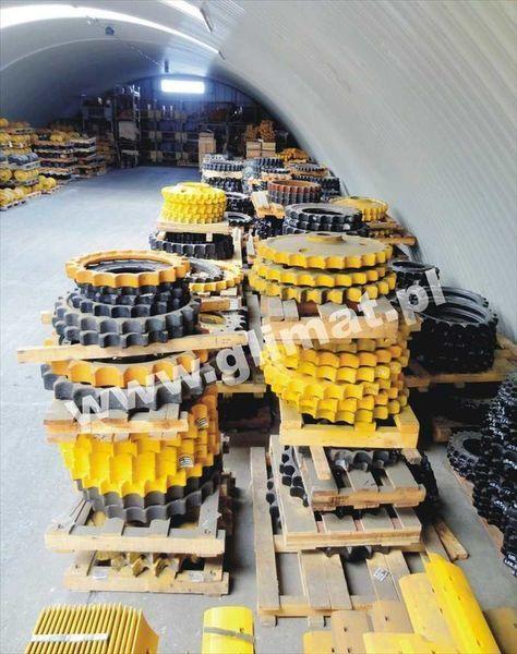 pignon pour HANOMAG D600 matériel de TP neuf