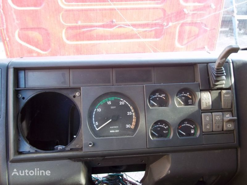 planche de bord pour IVECO EuroStar, EuroTech tracteur routier
