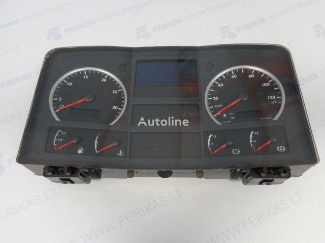 Siemens VDO Automative AG 81272026154 planche de bord pour MAN tracteur routier
