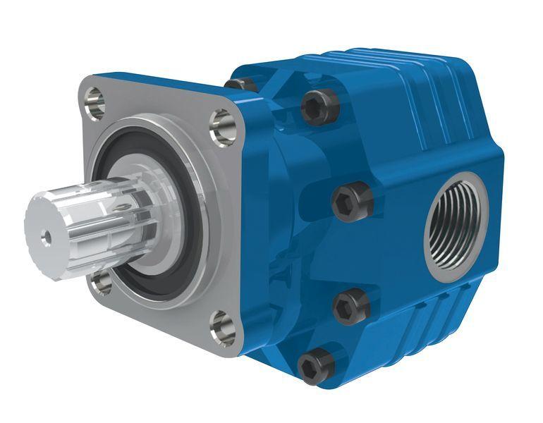 BINNOTTO Italiya ISO 82 l na 4 bolta.Gidravlika dlya samosvala pompe hydraulique pour tracteur routier neuf