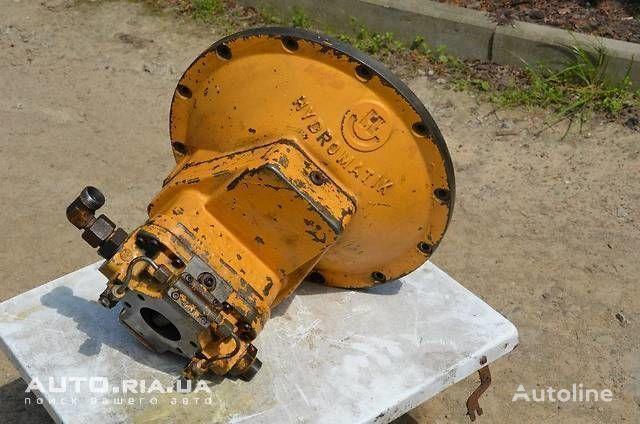 HYDROMATIK A8V055 pompe hydraulique pour ZEPPELIN excavateur
