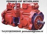 ALLE MERKEN pompe hydraulique pour for all BRANDS EXCAVATORS  excavateur neuf