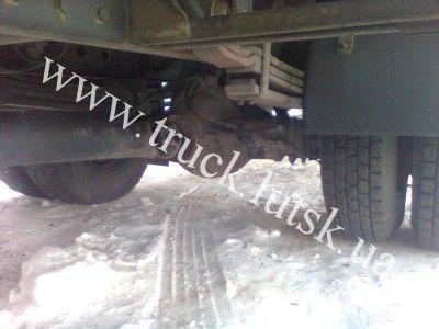 MAN pont pour MAN 12.224 camion