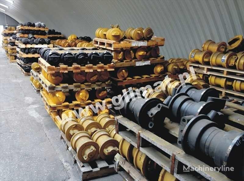 poulie de tension pour HITACHI ROLKA jezdna / rolka dolna / Hitachi EX220 , UH103 ROLKA excavateur neuf