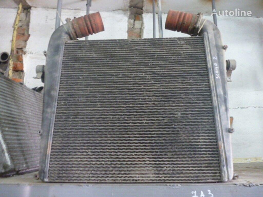 Interkuler (672x650x52) Scania radiateur de refroidissement pour camion