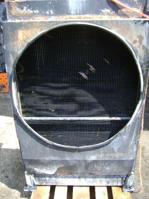 radiateur de refroidissement pour FIAT Hitachi W 190 Evolution excavateur