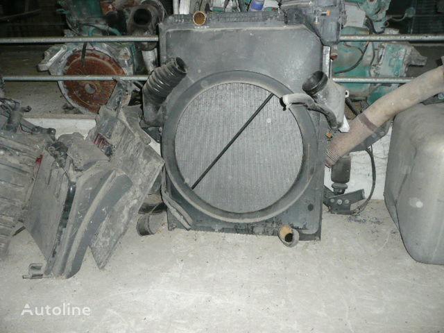 Kuehler Packett komplett radiateur de refroidissement pour MERCEDES-BENZ 1841/44 2007 camion