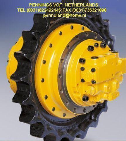 réducteur de rotation pour FINAL DRIVES excavateur