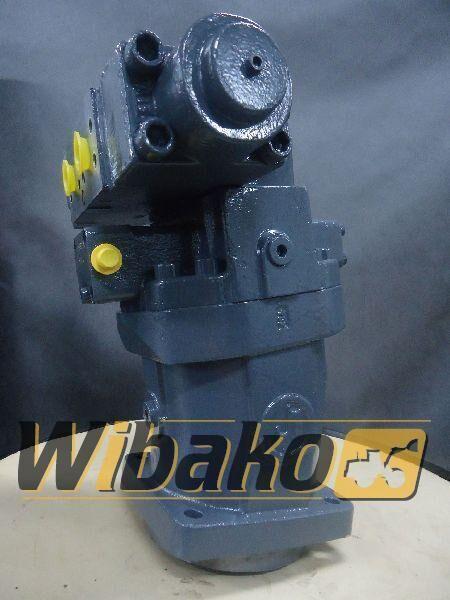 Drive motor A6VM160HA1T/60W-PZB086A-S réducteur pour A6VM160HA1T/60W-PZB086A-S (225.28.10.52) bulldozer