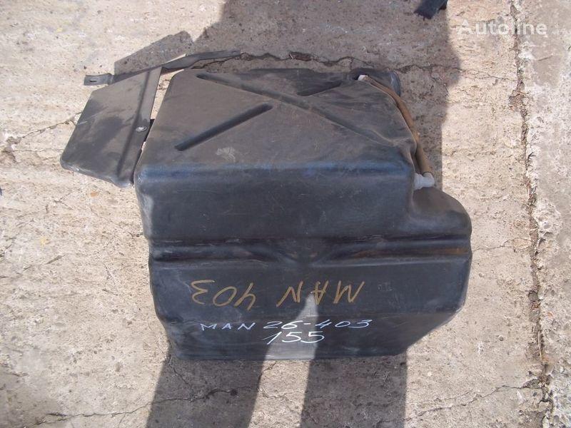 réservoir de lave-glace pour MAN 19, 26, F2000 camion