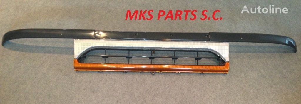- DUMMY GRILL - revêtement pour MITSUBISHI CANTER 96-00 - NOWA ATRAPA, GRILL camion neuf
