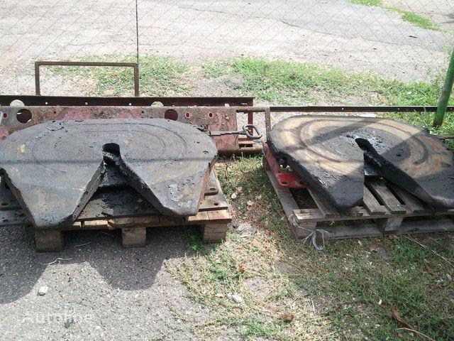selle pour RENAULT MAGNUM tracteur routier