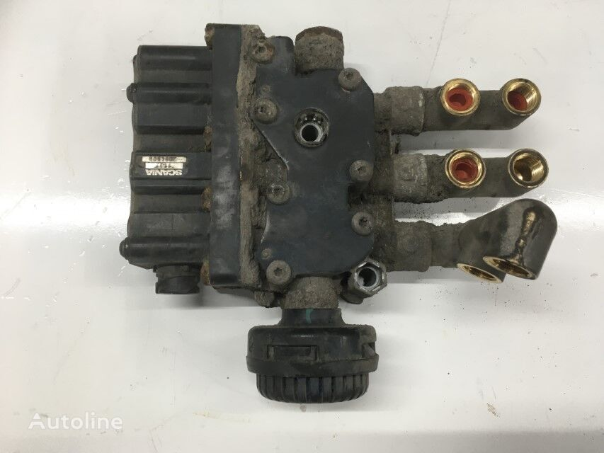 soupape pour SCANIA Ecas hoogteregelventiel R480 tracteur routier