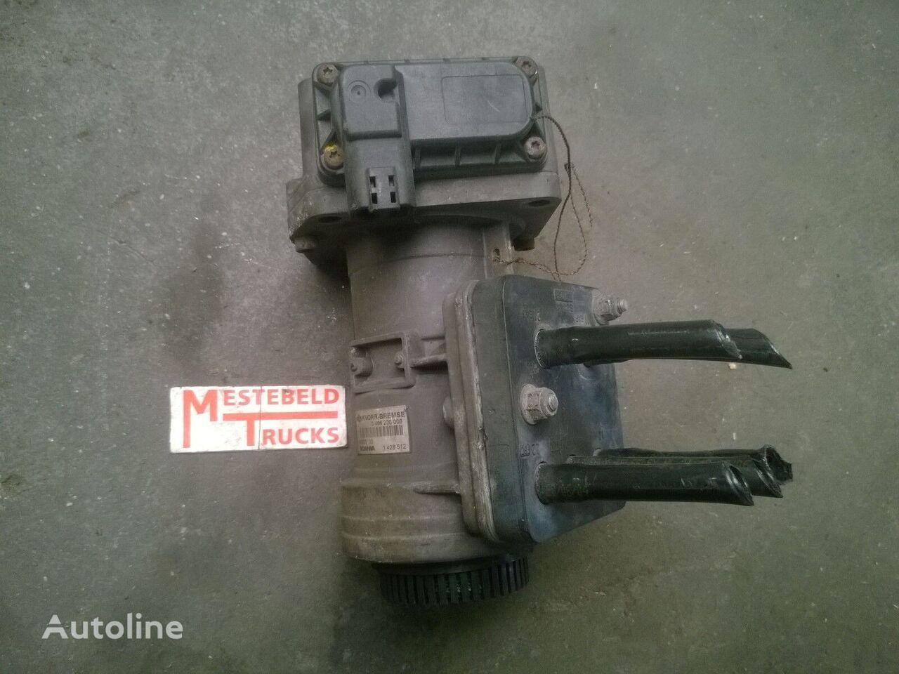 soupape pour SCANIA Voetremventiel 4-serie tracteur routier