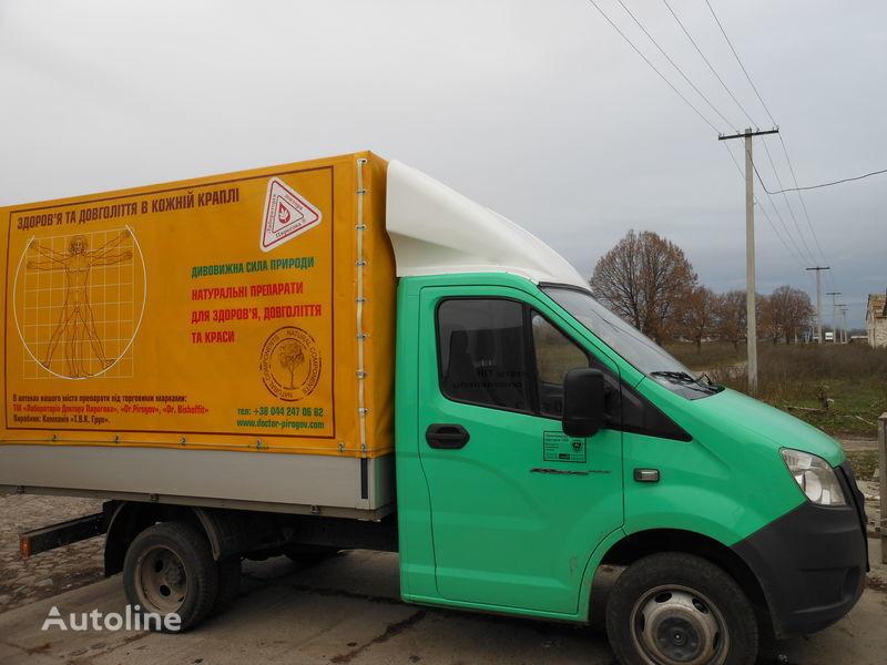 spoiler pour GAZ NEXT camion neuf
