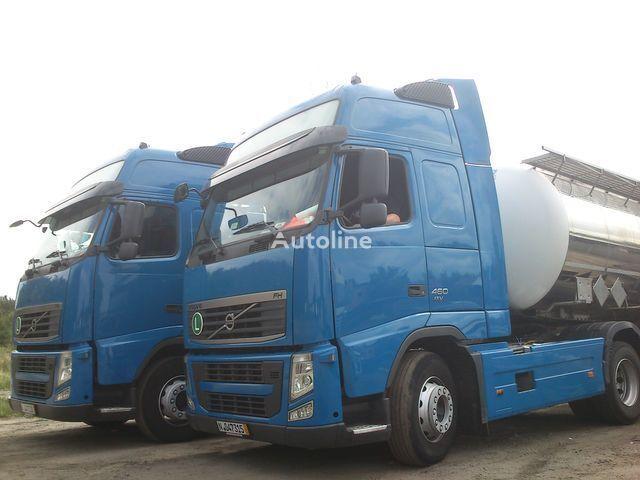 MULTI-PLAST Volvo FH XL spoilery zabudowy owiewki między osiowe międzyosiowe osłony spoiler pour VOLVO FH XL tracteur routier neuf