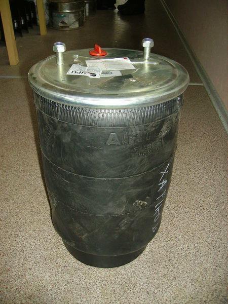 941 MB suspension pneumatique pour semi-remorque neuf