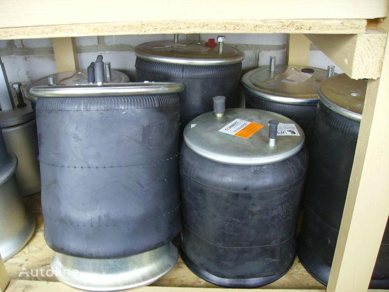 Airtech suspension pneumatique pour semi-remorque