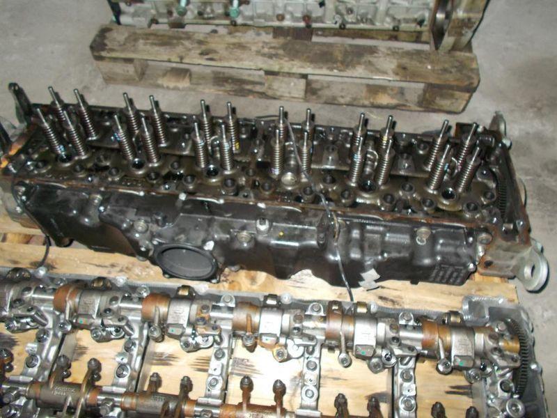 OM471LA.6-6 tête de cylindre du moteur pour MERCEDES-BENZ ACTROS MP4 tracteur routier