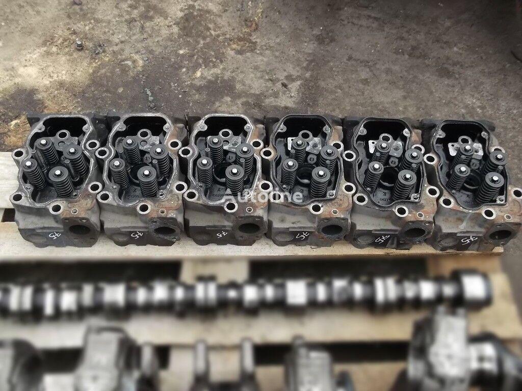 tête de cylindre du moteur pour SCANIA camion