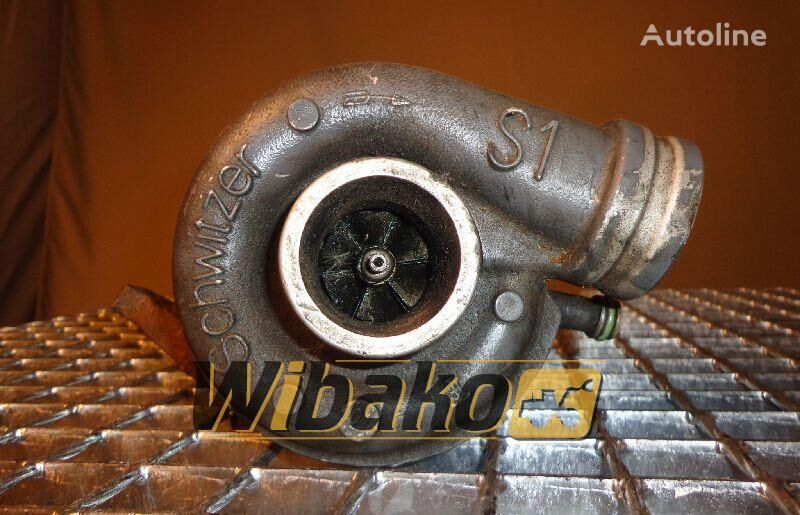 Turbocharger Schwitzer 4209164KZ turbocompresseur pour 4209164KZ camion