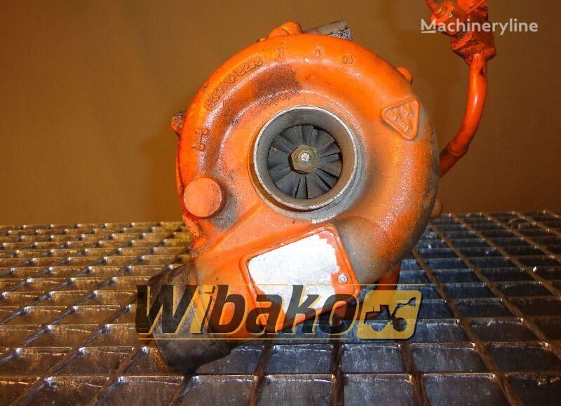 Turbocharger KKK FH505577000017 turbocompresseur pour FH505577000017 (56269886011) excavateur