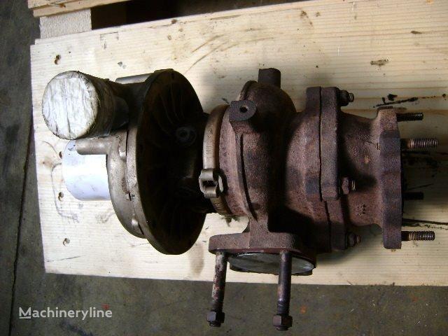 turbocompresseur pour ISUZU 4HK1 excavateur