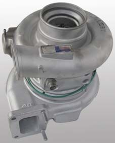 HOLSET HY55V-HE551V turbocompresseur pour IVECO F3BE0681/3681  camion