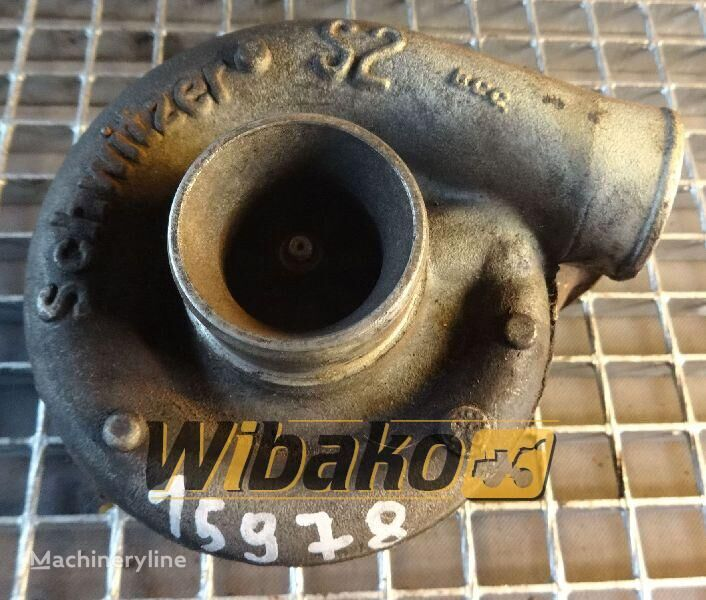 Turbocharger Schwitzer S2A turbocompresseur pour S2A (2674A155) autre matériel TP