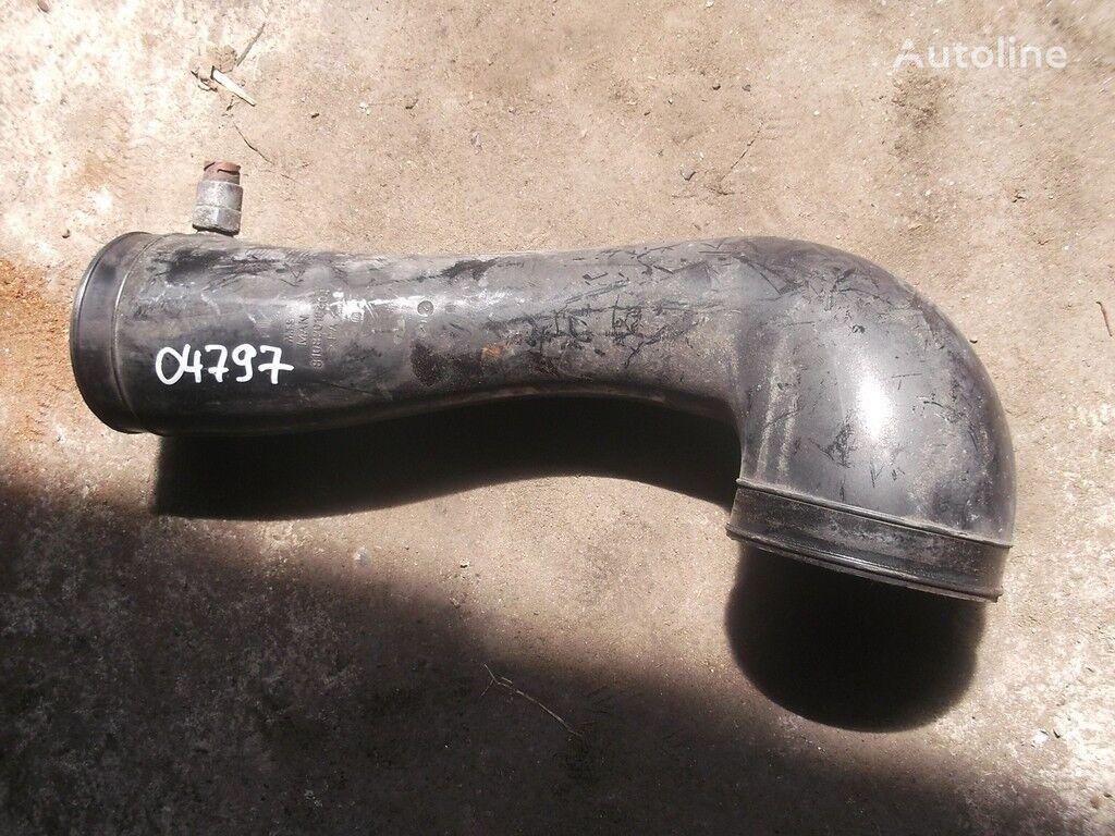 vozdushnogo filtra MAN tuyau de refroidissement pour camion