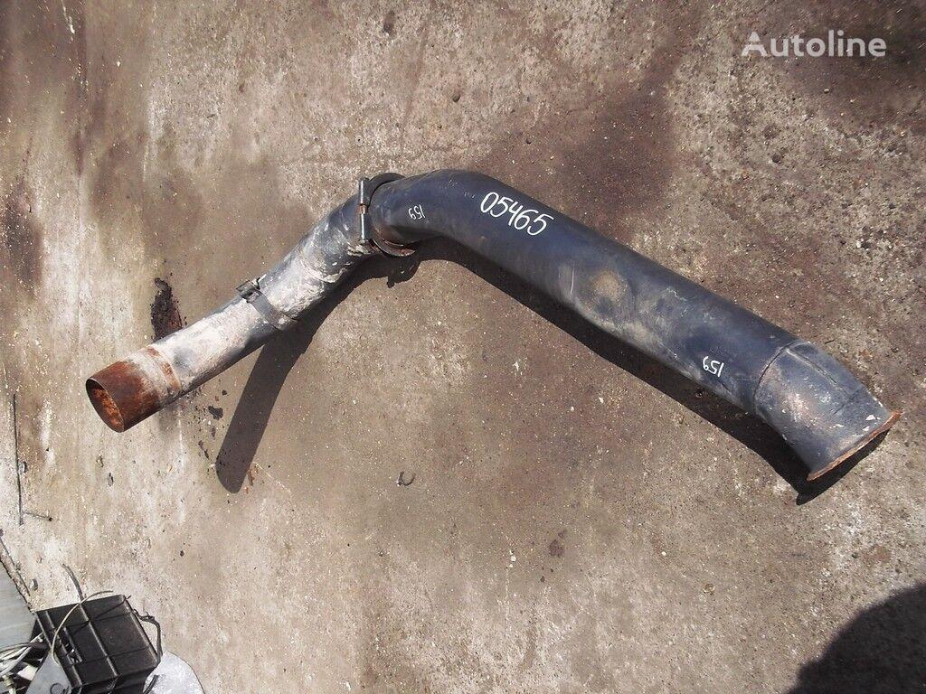 gaza Iveco tuyau d'échappement pour camion