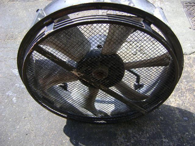 ventilateur de refroidissement pour FIAT Hitachi W 190 Evolution excavateur