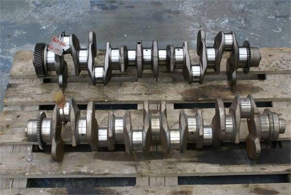 vilebrequin pour MERCEDES-BENZ OM926CRANKSHAFT autre matériel TP